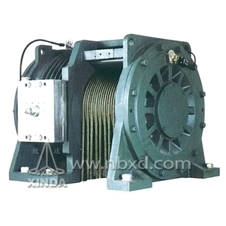 Gearless Traction Machine-WTYF328(High Speed)