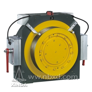 Gearless Traction Machine-WWTY3(φ480)
