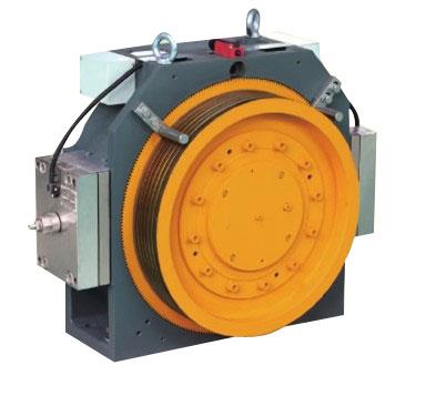 Gearless Traction Machine-MINI480