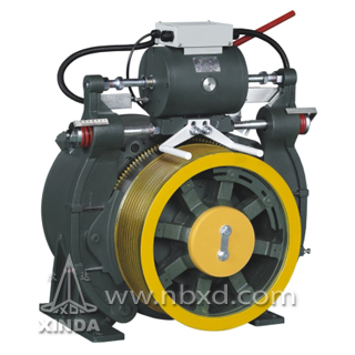 Gearless Traction Machine-WYJ250(Single Wrap)