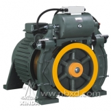 Gearless Traction Machine-WTYF250